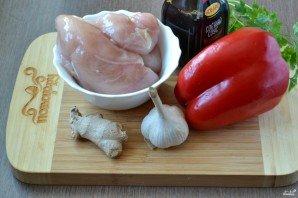 Курица в кисло-сладком соусе по-китайски - фото шаг 1