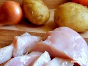 Куриный суп без зажарки - фото шаг 1