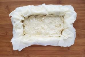 Рыбный пирог с тестом фило - фото шаг 8