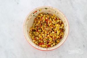 Салат из кукурузы - фото шаг 5