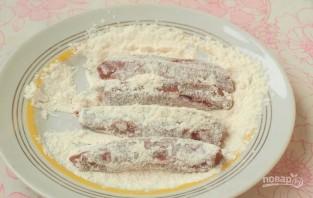 Печень в томатном соусе - фото шаг 1