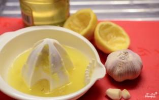 Куриное филе в лимонном соусе - фото шаг 1