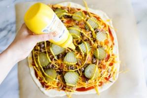 Начинка для пиццы с фаршем - фото шаг 8
