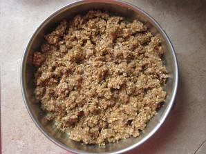 Торт с кусочками ананаса - фото шаг 4