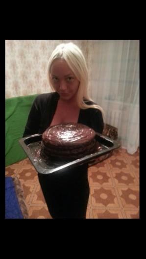 """Торт """"Любимый"""" - фото шаг 6"""