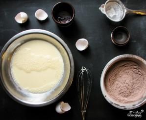 Блинный торт сладкий - фото шаг 3