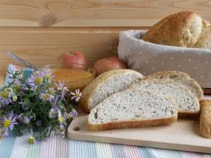 Хлебцы маково-кунжутные - фото шаг 4