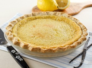 Тарт с лимонной начинкой - фото шаг 8