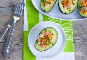 Новогодний порционный салат - фото шаг 6