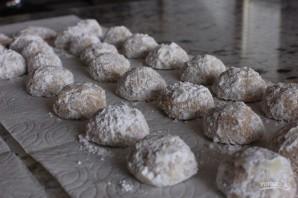 Орехово-песочное печенье - фото шаг 9