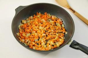 Минтай с рисом в духовке - фото шаг 3