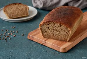 Гречневый хлеб в духовке - фото шаг 8