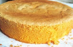 Клубничный торт с заварным кремом - фото шаг 5