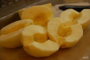 Пирожки с яблочной начинкой в духовке - фото шаг 1