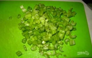 Тропический салат с курицей - фото шаг 6