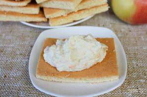 Бисквитное фруктовое пирожное - фото шаг 11