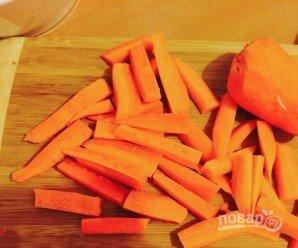 Макароны с соевым соусом - фото шаг 2