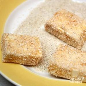 Жареный сыр Бри - фото шаг 2