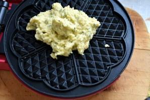 Закусочные картофельные вафли - фото шаг 3