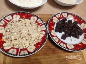 Шоколадный ПП-кекс - фото шаг 2