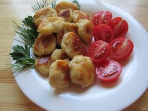 Картофельные ньокки с курицей и сыром - фото шаг 10
