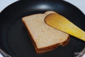 Морковные тосты  - фото шаг 3