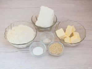 Творожное печенье без сахара - фото шаг 1