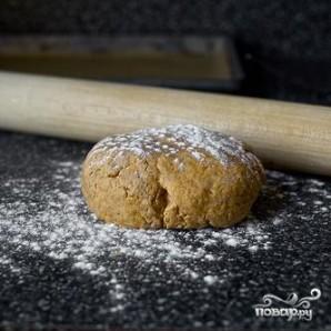 """Печенье из сладкого картофеля """"Пряное"""" - фото шаг 3"""