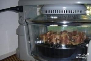 Шашлык из свинины в аэрогриле - фото шаг 5