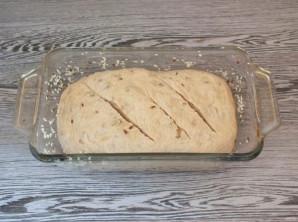 Хлеб из цельнозерновой муки с семечками - фото шаг 8