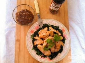 Курица по-тайски с соусом - фото шаг 5