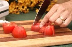 Свежий соус сальса - фото шаг 3
