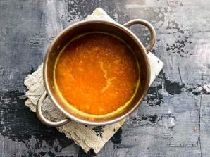 Варенье из апельсинов и моркови - фото шаг 8