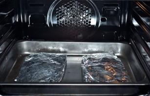 Минтай в духовке - фото шаг 9