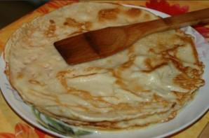 Блины с рисом и яйцом - фото шаг 2