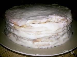 """Торт """"Наполеон"""" старый - фото шаг 19"""