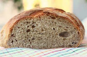 Хлеб по-деревенски - фото шаг 6