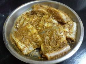 Острая жареная рыба по-тайски - фото шаг 4