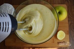Шарлотка с яблоками (мастер-класс) - фото шаг 2