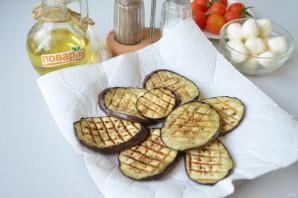 Сицилийский салат с баклажанами - фото шаг 3