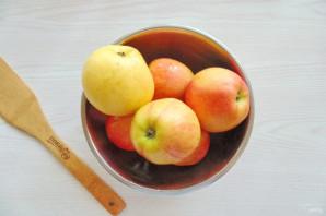 Карамельное варенье из яблок - фото шаг 2