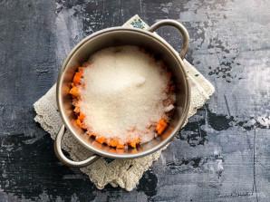 Варенье из апельсинов и моркови - фото шаг 4