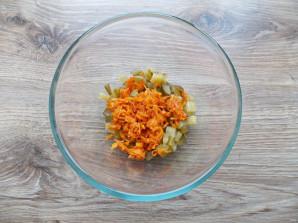 Салат с курицей и белыми грибами - фото шаг 4
