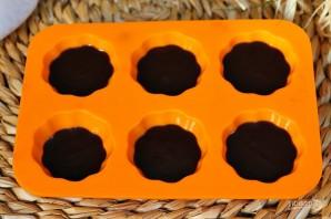 Шоколадные конфеты с орехами - фото шаг 6