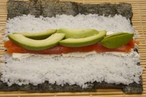 Суши с сыром - фото шаг 6