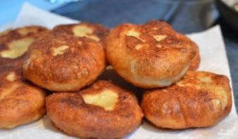 Пирожки с мясом жареные - фото шаг 9