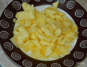 Грибной суп по-венгерски - фото шаг 3