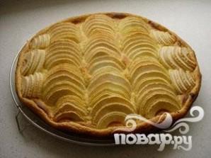 Яблочный пирог Экспресс - фото шаг 5