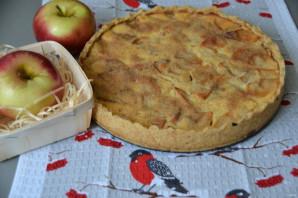 Швейцарский яблочный пирог - фото шаг 18