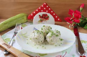 Ленивые голубцы с капустой и кабачками - фото шаг 10